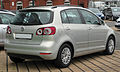 VW Golf Plus 1.4 Trendline Facelift rear 20100919.jpg