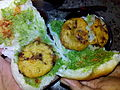 Vada Pav with Fresh green coriander and mint Chutney and Garlic chutney.jpg