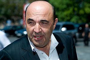 Vadim Rabinovich - Rabinovich in 2009