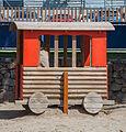 Vagón para xogos infantís en Escaldes-Engordany. Andorra 91.jpg
