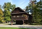 Valašské muzeum v přírodě - Billův měšťanský dům.jpg