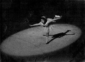 Valda Osborn - Image: Valda at Wembley Stadium April 17, 1940 smaller