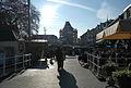 Valkenburg, 21-11-2014, Herbouw Geulpoort, vanaf Geuleiland01.JPG