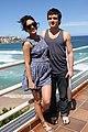 Vanessa Hudgens and Josh Hutcherson (6718747577).jpg