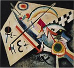 Vassily Kandinsky, 1922 - White cross.jpg