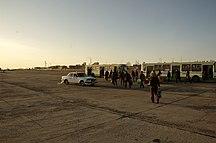 Irkutsk Airport-Technical characteristics-Vehicles at Irkutsk Airport