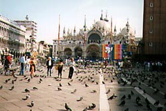 San Marco - St Mark's Square