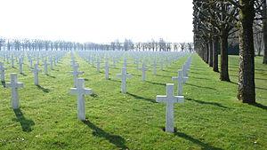 Montfaucon American Monument - Image: Verdun Montfaucon American Cimetery Morgen