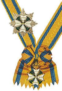 Versierselen van een Grootkruis in de Militaire Willems-Orde 1946.jpg