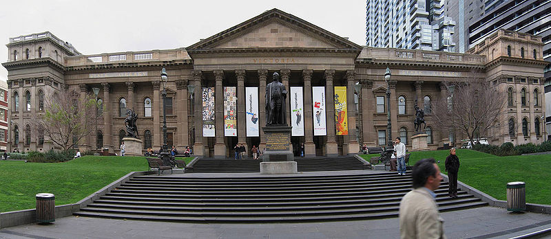 25 of the World's Coolest Libraries: State Library of Victoria