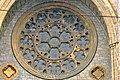 Victoria, BC - Christ Church Cathedral - rose window (exterior) 02 (20446748048).jpg