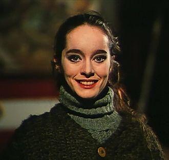 Victoria Chaplin - Victoria Chaplin in The Clowns (1970)