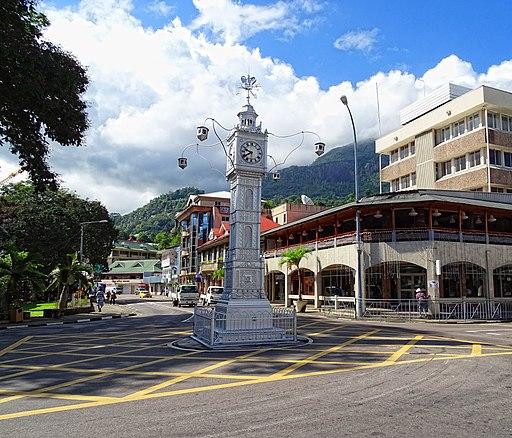 Victoria Clock Tower - Seychelles