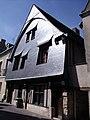 Vieux tours, quartier Saint Pierre des Corps, 42 rue Blanqui, XVe siècle.jpg