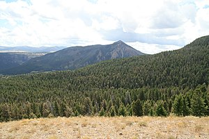 Clagett Butte - View from Clagett Butte