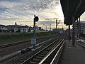 View of Kagoshima Main Line from platform of Najima Station.jpg