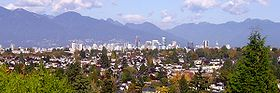 View of Vancouver from Arbutus Ridge.JPG
