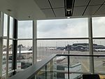 View of apron from Terminal 1 of Hong Kong International Airport.JPG