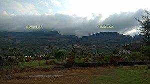 Vikatgad - Image: Vikatgad