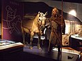 Viking Man and Horse - geograph.org.uk - 1420237.jpg