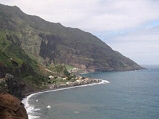 Pombas, Cape Verde Settlement in Santo Antão, Cape Verde