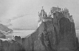 Дворец Оргий – Мир Дикого Запада (2020)