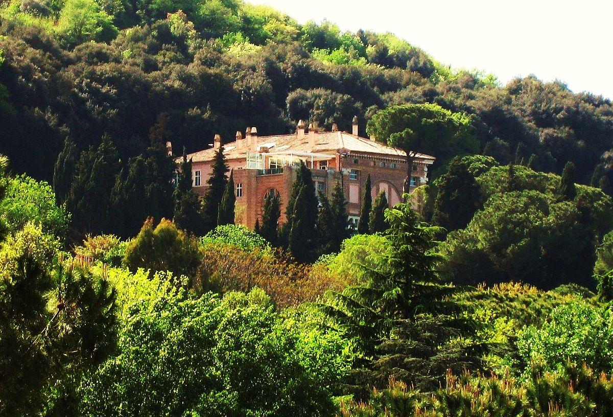 Giardini Di Villa Fago Cenone
