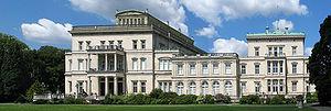 Villa Hügel - Villa Hügel