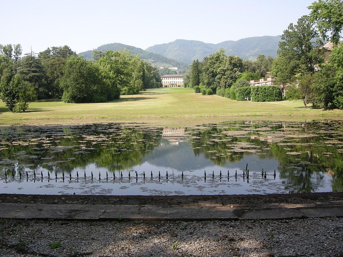 Villa Marlia Wikipedia