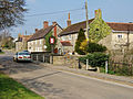Village Street and Pub at Stourton Caundle - geograph.org.uk - 380040.jpg