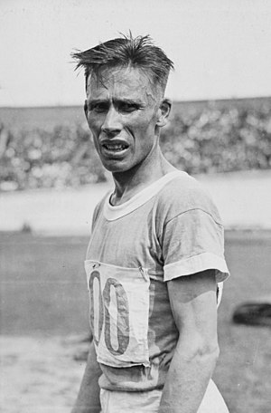 Ville Ritola - Ville Ritola at the 1928 Olympics