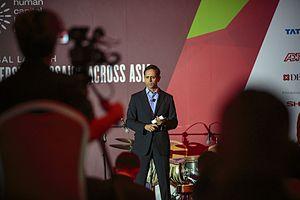 Tata Communications - Image: Vinod Kumar, CEO & MD at Tata Communications