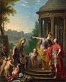 Vinzenz Fischer - Allegorie auf die Übertragung der kaiserlichen Galerie in das Belvedere - 4229 - Kunsthistorisches Museum.jpg