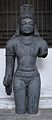 Vishnu - Pala School - Circa 13th Century CE - Bihar - Indian Museum - Kolkata 2013-04-10 7812.JPG