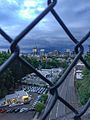Vista Avenue Bridge, Portland Suicide Barrier Fence (23406386443).jpg