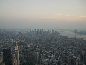 Vista Panoramica Empire State-Nueva York6470