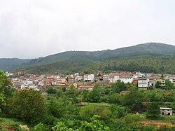 Vista do Serranillos