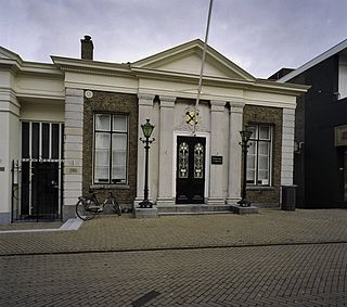 Sliedrecht Municipality in South Holland, Netherlands