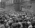 Vrije Verendemonstratie op het Binnenhof in Den Haag, Bestanddeelnr 909-6331.jpg