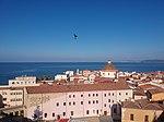 Vue d'Alghero (Sardaigne) depuis un drone - 2.JPG