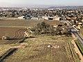 Vue de Beynost depuis le viaduc ferroviaire de la Côtière (janvier 2020) - 5.jpg