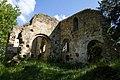Vue nord-ouest de l'ancienne église Saint-André, Saint-André-des-Eaux, France.jpg