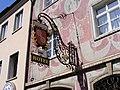 Würzburg - Hotel Stadt Mainz (Nasenschild).JPG