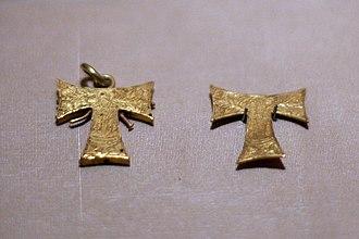 Tau Cross - Image: WLA metmuseum 1485 Tau Cross