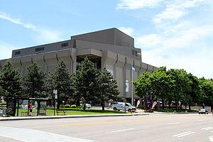 Grand Théâtre de Québec - Image: WP Qc 054 Grand Théâtre de Québec