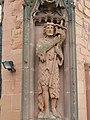 WTC Wormova Carving at St John The Baptist.JPG