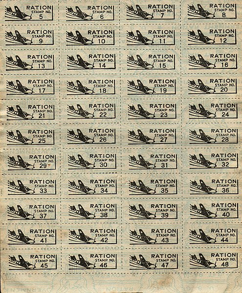 File:WWII USA Ration Stamps 1.jpg