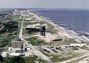 Wallops Flight Facility auf Wallops Island