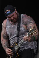 Walls of Jericho With Full Force 2014 01.jpg