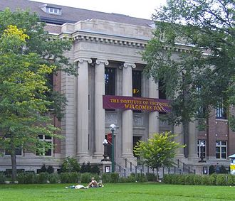University of Minnesota Libraries - Walter Science and Technology Library